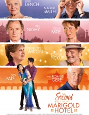 The 2nd Best Exotic Marigold Hotel